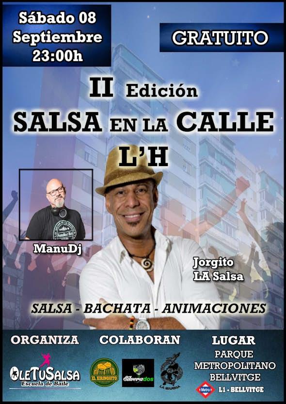 II Edición Salsa en la Calle L´'H