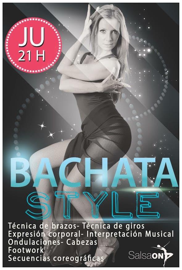 Bachata Lady Style