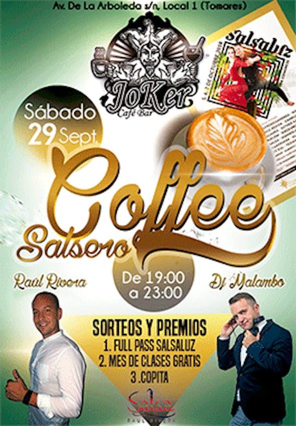Café Salsero en Sala Joker - Sábado 29 de Septiembre