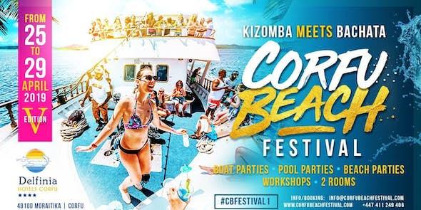 Corfu Beach Festival 2019 (Jindungo) 5th Edition