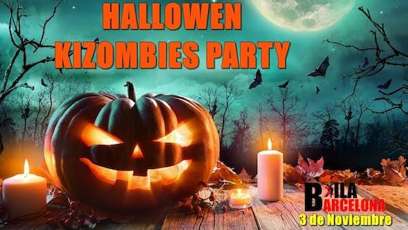 Kizombies Party - Baila Barcelona - Sábado 3 de Noviembre