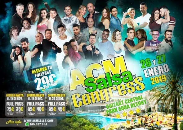 ACM Salsa Congress - Enero 2019