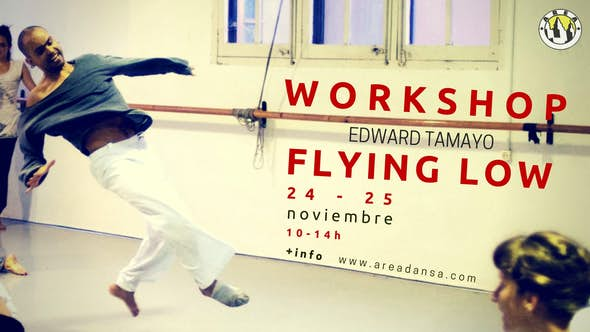 Flying Low con Edward Tamayo