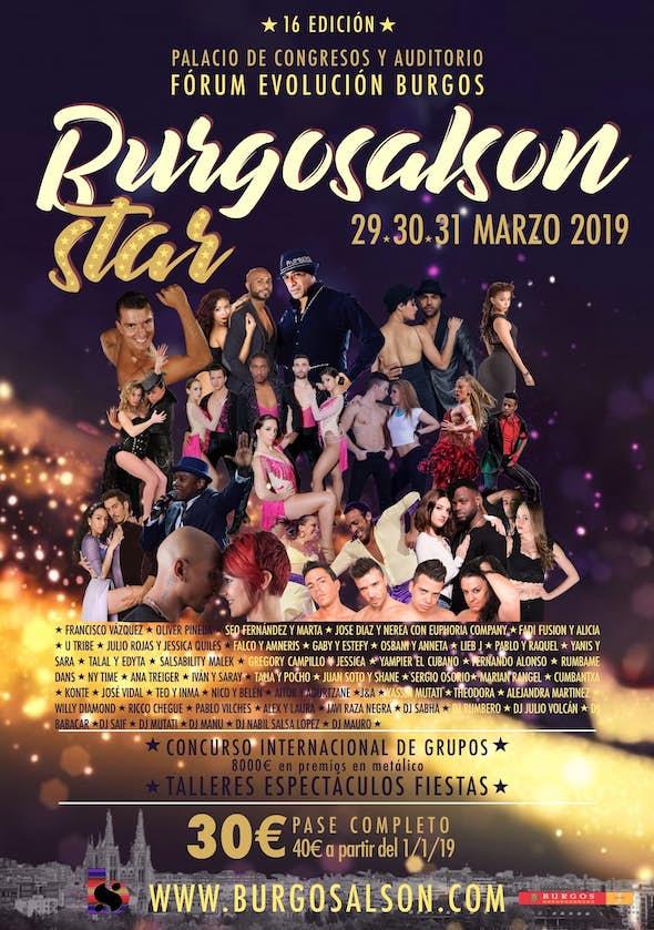BurgoSalSon 2019 (16th Edition)