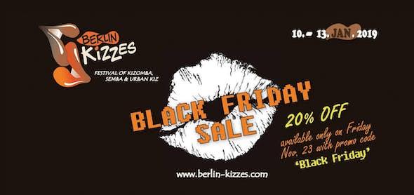 Berlin Kizzes 2019 (5ª Edición)