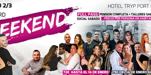 Weekend Standard Latino 2019