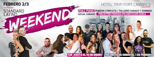 Weekend Standard Latino 2019