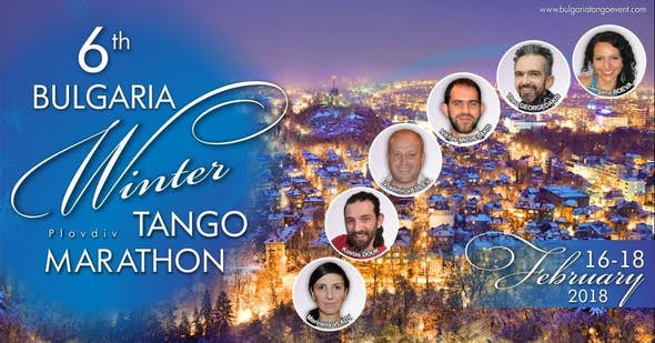 Bulgaria Winter TANGO Marathon 2019 (7ª Edición)