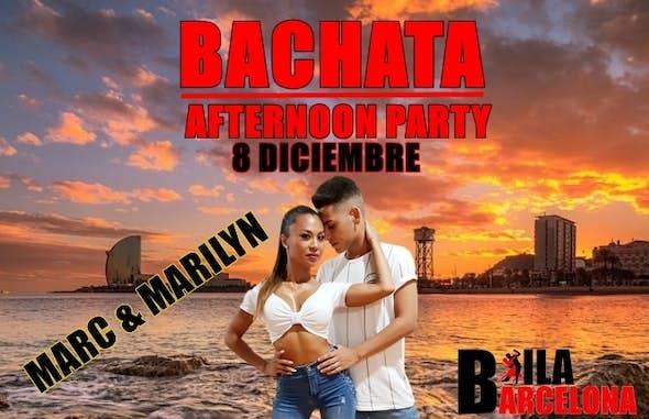 Bachata Afternoon Party - 8 de diciembre 2018