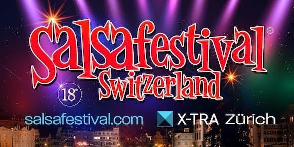 Salsafestival Switzerland 2019 (18ª Edición)