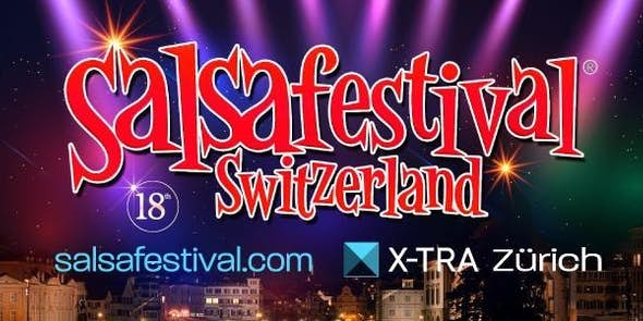 Salsafestival Switzerland 2019 (18th Edition)