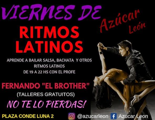 Ritmos Latinos en Azucar Leon