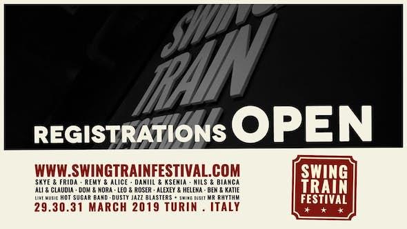 Swing Train Festival 2019 (5th Edition)