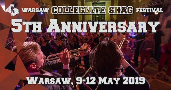 Warsaw Collegiate Shag Festival 2019 (5ª Edición)