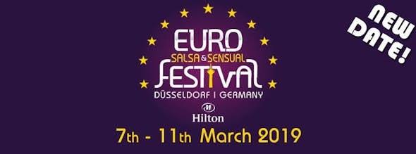 Euro Salsa & Sensual Festival 2019