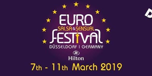 Euro Salsa & Sensual Festival Official 2019 ★★ Hilton Düsseldorf