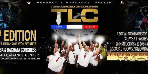 Turbulence LYON Congress (TLC Congress) / MARCH 15, 16, 17 (5ª  Edición)