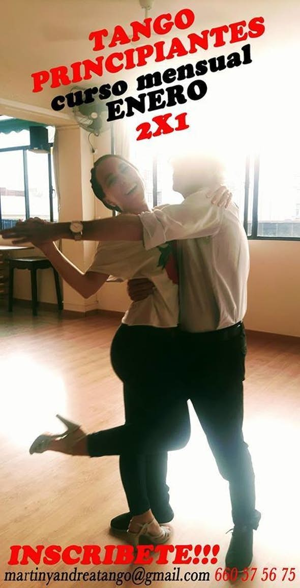2x1 Tango Classes for Beginners
