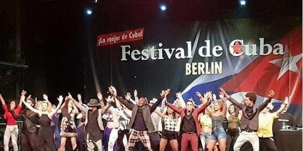 Festival de Cuba 2019 - 3rd Berlin Edition