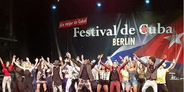 Festival de Cuba 2019 - Berlin (3ª Edición)