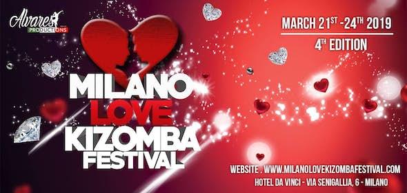 Milano Love Kizomba Festival 2019 (4ª Edición)