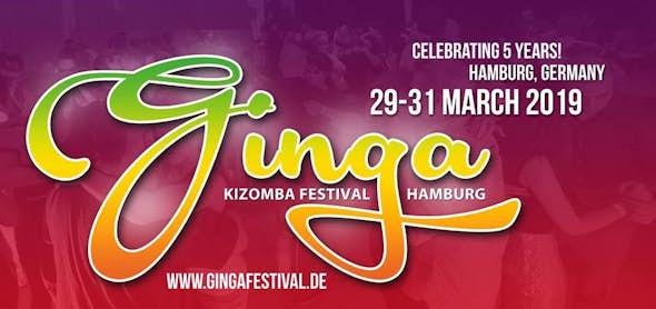 Ginga Kizomba Festival 2019 - 5ª Edición - Hamburg