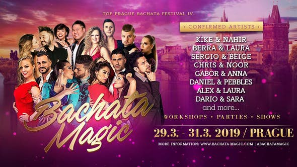Bachata Magic Festival 2019 (4ª Edición)