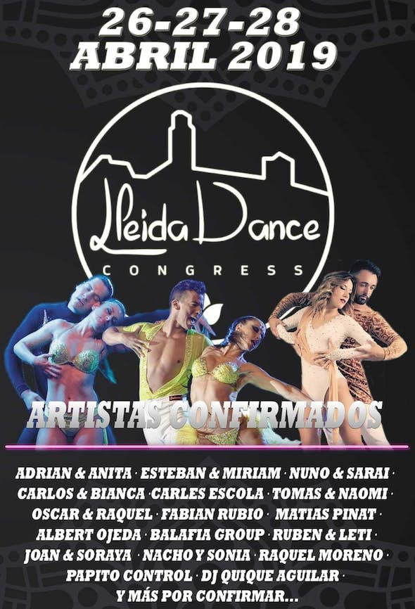 Lleida Dance Congress 2019