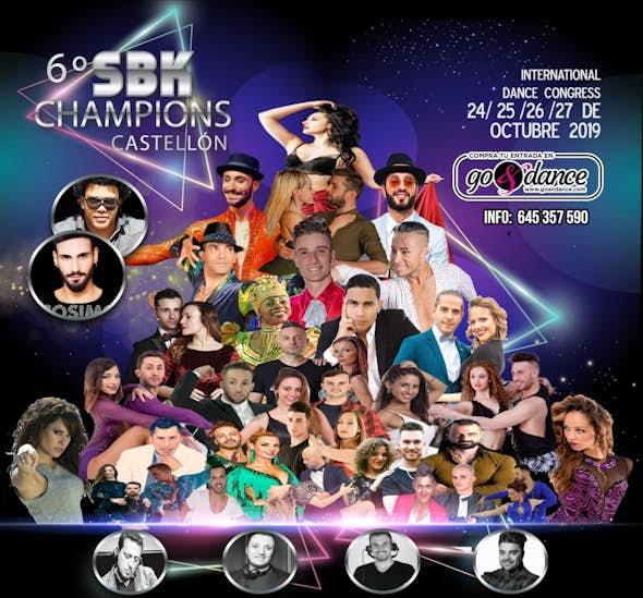 SBK Halloween Castellón 2019 (6ª Edición)