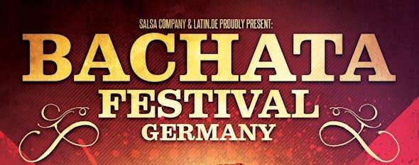 Bachata Festival Germany / Stuttgart - 11-15 Abril 2019