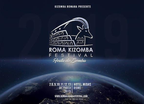 Roma Kizomba Festival 2019 (6ª Edición)