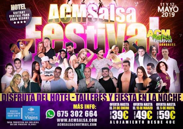 ACM Salsa Festival 2019