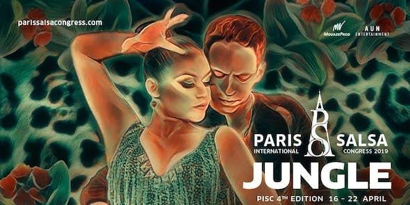 PISC Paris International Salsa Congress 2019 (4ª Edición)