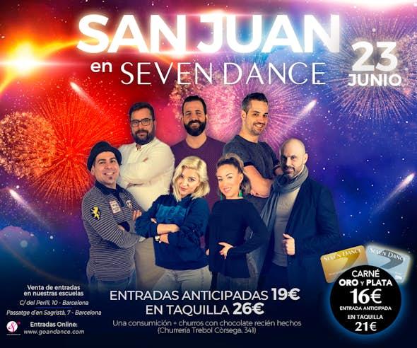 La Nit de Sant Joan 2019 - Salsa & Bachata