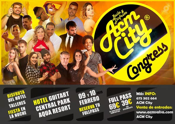 ACM City Congress - Febrero 2019