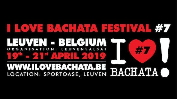 I Love Bachata 2019 (7ª Edición)