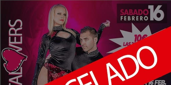 BACHATA LOVERS - 16 Febrero