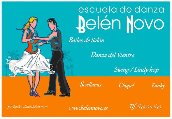 Free Salsa and Bachata workshops in Oviedo (Belén Novo)