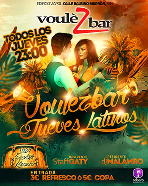 Voulezbar Thursday Latinos
