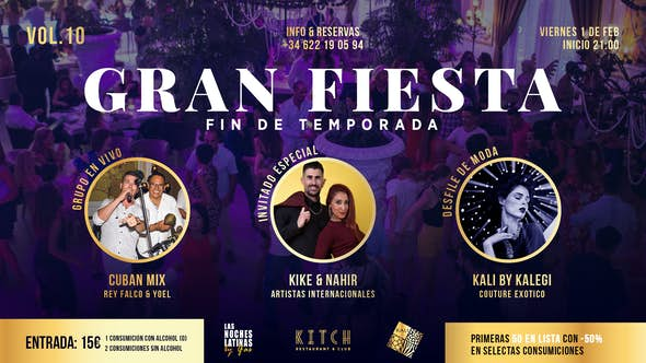 ✧La GRAN FIESTA✧ Kitch Vol.10  - End of Season -