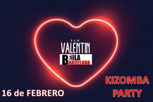 San Valentin Kizomba Party - 16 de febrero 2019