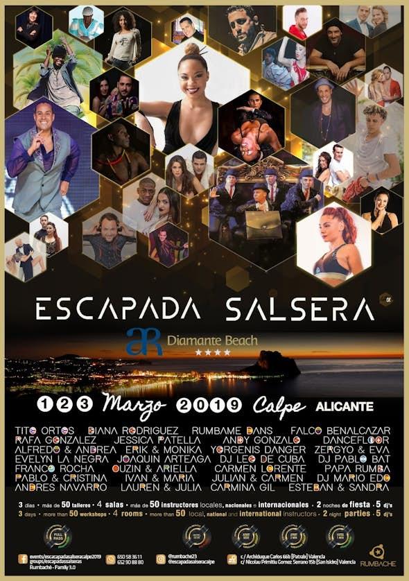 Escapada Salsera Calpe 2019 (12ª Edición)