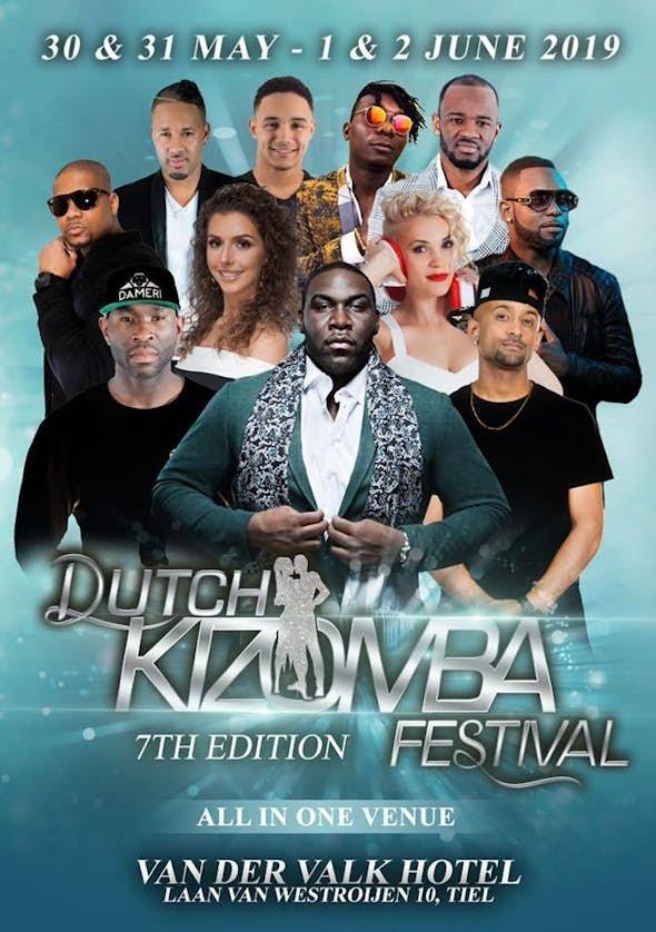 Dutch Kizomba Festival 2019 (7ª Edición)