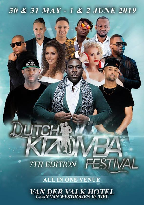 Dutch Kizomba Festival 2019 (7th Edition)