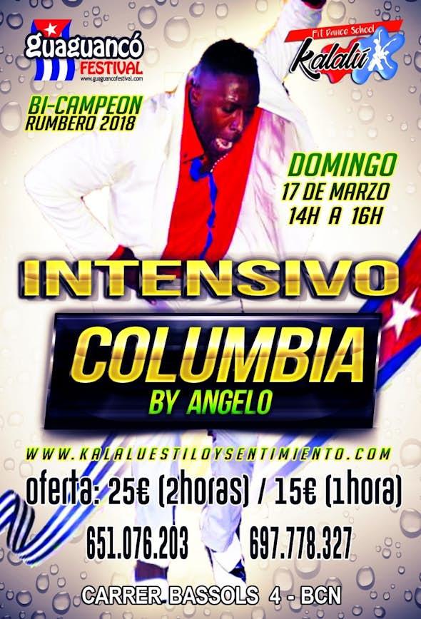 COLUMBIA - Intensivo