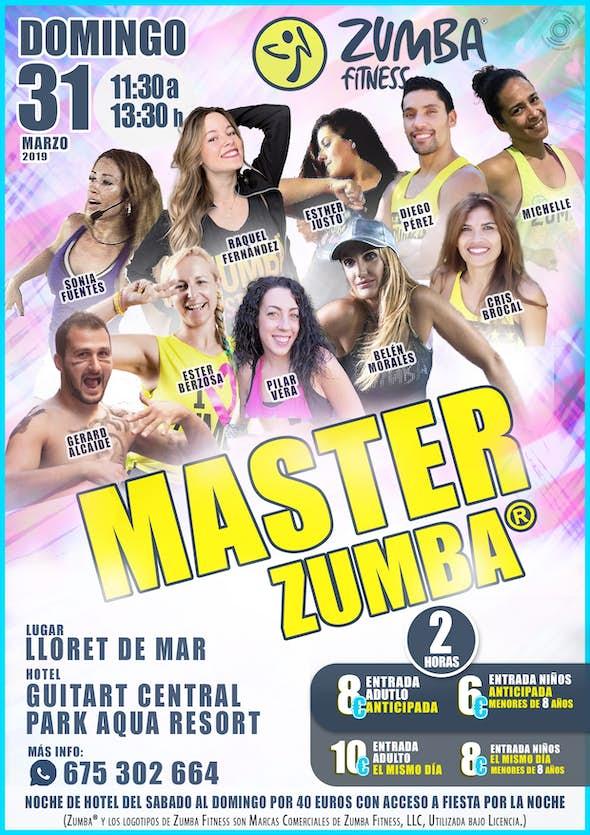 Master ZUMBA - 31 March 2019