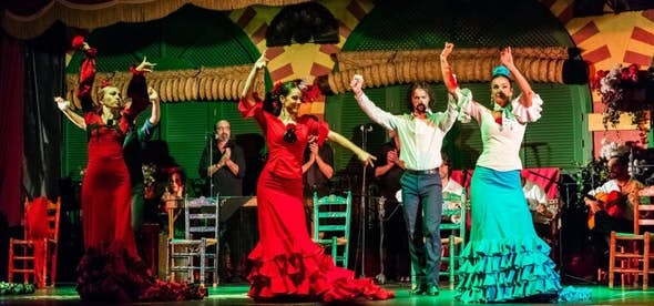 A Week of Tourism and Flamenco in Seville - June 2019