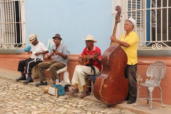 Salsa Trip to Cuba Summer 2019