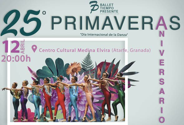 Ballet Gala 25th Aniversary Ballet Tiempo Presente