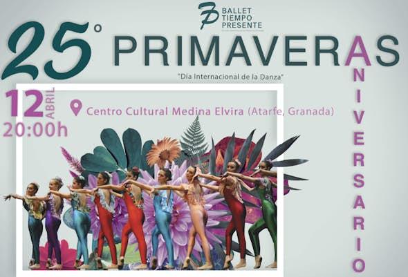 """Gala Ballet """"25 Primaveras"""" - Atarfe, Granada"""